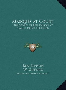 Masques at Court
