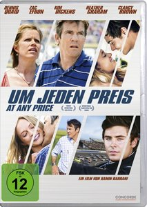 Um jeden Preis-At any Price (DVD)