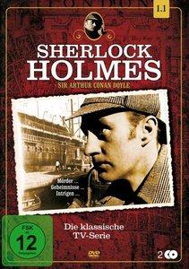 Sherlock Holmes-Die klassische TV-Serie (DVD)