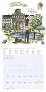 Paris 2017 Broschürenkalender