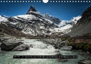 Landscapes of Swiss Alps (Wall Calendar 2015 DIN A4 Landscape)