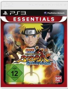 Naruto Shippuden - Ultimate Ninja Storm Generations (Software Py