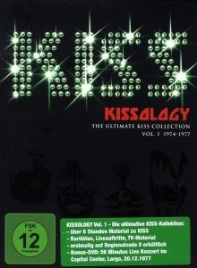 Kissology Vol.1 1974-1977