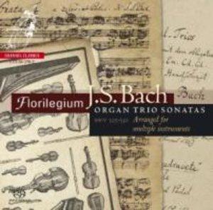 Trio Sonatas Bwv 525-530 (arr.Multiple Instr.)