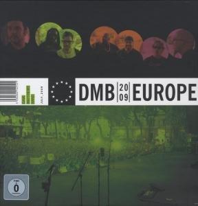 Europe 2009 (3CD+DVD)