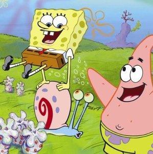 Ravensburger 09378 - Puzzle Sponge Bob & Freunde
