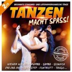 Tanzen macht Spass! Bek.Standard u.Lateinamerika