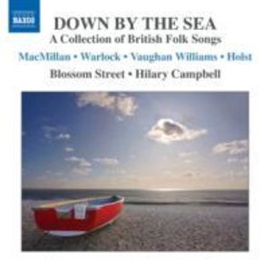 Down by the Sea-British Folk Songs