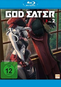 God Eater - Episode 06-09