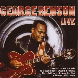 George Benson-Live
