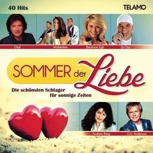 Sommer der Liebe - Die schönsten Schlager für sonnige Zeiten