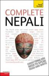 Teach Yourself. Complete Nepali