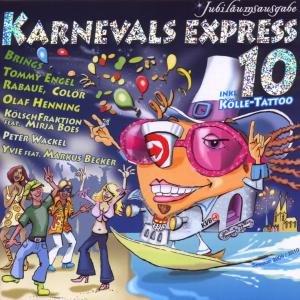 Karnevalsexpress 10 (Goes Mall