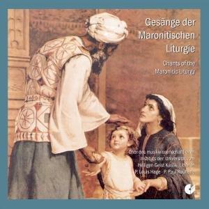 Gesänge Der Maronitischen Liturgie