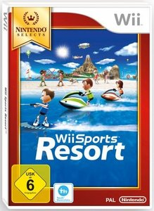 Sports Resort Selects. Für Nintendo Wii