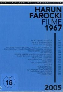 Harun Farocki Filme 1967-2005