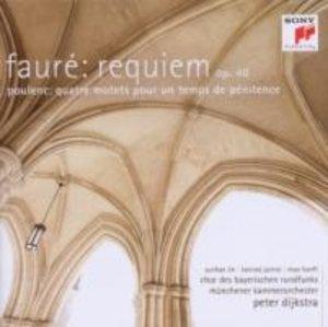 Requiem/Quatre motets pour un temps de p?nitence
