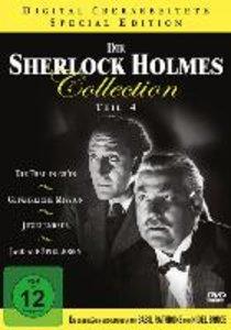 Die Sherlock Holmes Collection - Teil 4