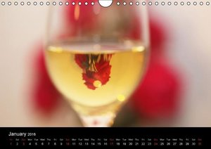 Wine / UK-Version (Wall Calendar 2016 DIN A4 Landscape)