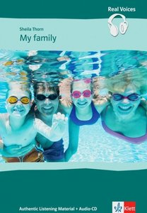 My Family. Buch + Audio-CD