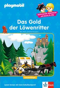 PLAYMOBIL Das Gold der Löwenritter