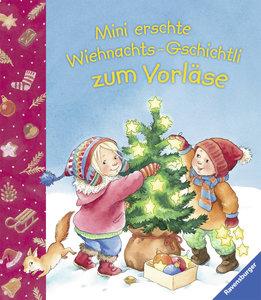 Mini erschte Wiehnachts-Gschichtli zum Vorläse