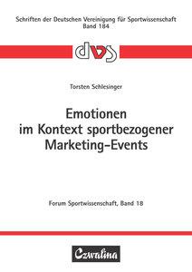 Emotionen im Kontext sportbezogener Marketing-Events