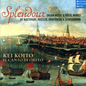 Splendour-Organ Music & Vocal Works
