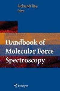 Handbook of Molecular Force Spectroscopy