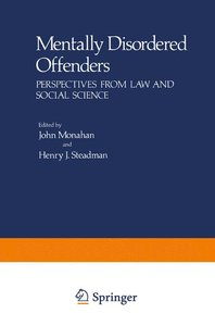Mentally Disordered Offenders