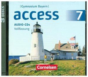 7. Jahrgangsstufe - Audio-CDs