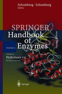 Class 3.2 Hydrolases VII