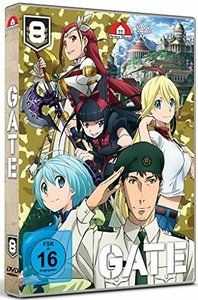Gate - DVD 8