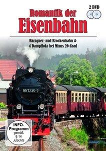 Die Harzquer-und Brockenbahn