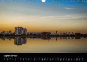 Landscapes from Romania (Wall Calendar 2020 DIN A3 Landscape)