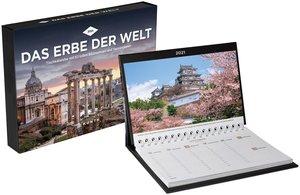 Das Erbe der Welt Tischkalender 2021