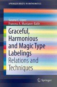 Graceful, Harmonious and Magic Type Labelings