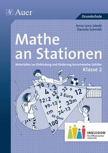 Mathe an Stationen 2 Inklusion
