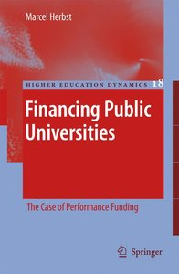 Financing Public Universities