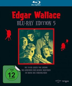 Edgar Wallace Blu-ray Edition 5