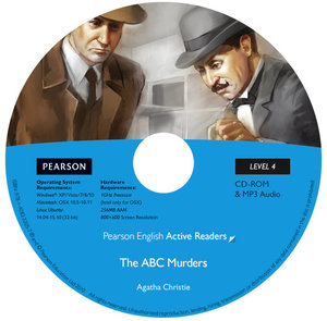 The ABC Murders. Book / CD-ROM: Level 4