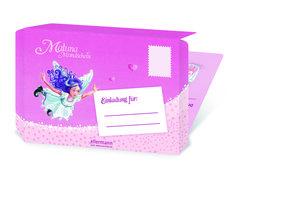 Maluna Mondschein Einladungsbriefe