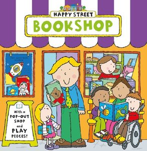 Happy Street: Book Shop
