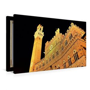 Premium Textil-Leinwand 90 cm x 60 cm quer Die \'Torre del Mangi