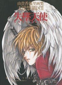 Angel Sanctuary Artbook. Lost Angel
