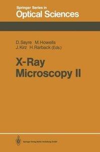 X-Ray Microscopy II