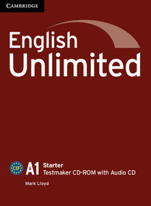 English Unlimited A1 - Starter. Testmaker CD-ROM + Audio-CD