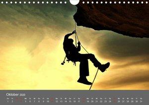 Bergsteigen - Extremsport am Limit (Wandkalender 2020 DIN A4 que