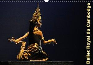 Ballet Royal du Cambodge (Calendrier mural 2015 DIN A3 horizonta