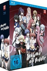 Akuma no riddle - Blu-ray 1 + Sammelschuber